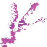 Abstract ink stains vector Stock Photography