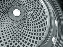 Abstract - Inside of Dome Stock Images