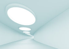 Abstract Interior Royalty Free Stock Image