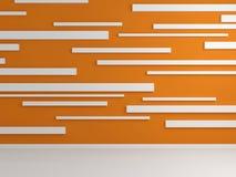 Abstract interior composition. Royalty Free Stock Photos