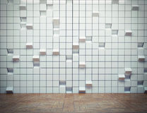Abstract interior Stock Images
