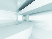 Abstract Interior Detail Architecture Background. 3d Render Illustration Royalty Free Illustration