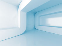 Abstract Interior Detail Architecture Background. 3d Render Illustration Royalty Free Stock Photo