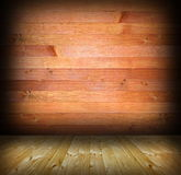 Abstract interior wood background Royalty Free Stock Images