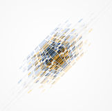 Abstract internet computer technology business solution Royalty Free Stock Photo