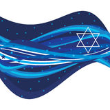 Abstract Israeli Header Royalty Free Stock Images