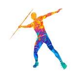 Javelin throw Athlete Stock Photos