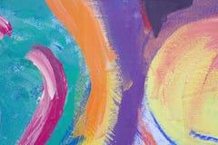 abstract jupiter Stock Photo