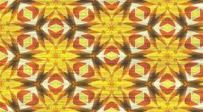 abstract kaleidoscope Στοκ Φωτογραφίες