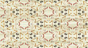 abstract kaleidoscope Στοκ φωτογραφία με δικαίωμα ελεύθερης χρήσης