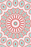 Abstract kaleidoscope Royalty Free Stock Photo