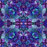 Abstract kaleidoscope background. Beautiful multicolor kaleidoscope texture stock illustration