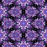 Abstract kaleidoscope background. Beautiful multicolor kaleidoscope texture. Unique kaleidoscope design. stock illustration