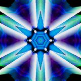 Abstract kaleidoscope background, can be used for designs, batik motifs, wallpapers, fabrics, ornaments and decorations. Abstract kaleidoscope background can royalty free illustration
