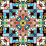 Abstract Kaleidoscope Royalty Free Stock Photography