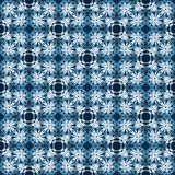 Abstract endless pattern. Royalty Free Stock Image