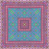 Abstract kaleidoscope or endless pattern. Stock Photography