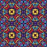 Abstract kaleidoscopic background Royalty Free Stock Image