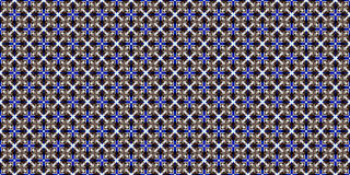Abstract kaleidoscopic background, repeating pattern. Kaleidoscopic orient popular style Royalty Free Stock Photography