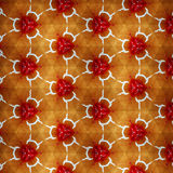 Abstract kaleidoscopic background Stock Images