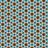 Abstract kaleidoscopic background Royalty Free Stock Photography