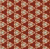 Abstract kaleidoscopic background Stock Image