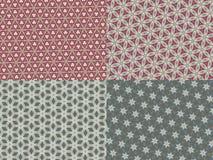 Abstract kaleidoscopic background Stock Photo