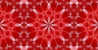 Abstract kaleidoscopic  colorful  pattern Royalty Free Stock Photos