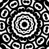 Abstract kaleidoscopic pattern Stock Image