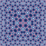Abstract kaleidoscopic pattern Royalty Free Stock Photography