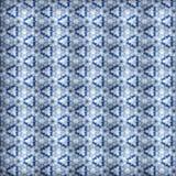 Abstract kaleidoscopic texture Stock Photography