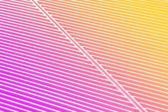 Abstract kleuren roze beeld, metaalbars, decoratieve achtergrond Stock Fotografie
