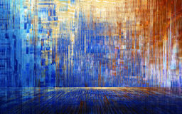 Abstract Kleurenachtergrond & behang Royalty-vrije Stock Afbeelding