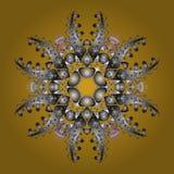 Abstract kleurenbeeld stock illustratie