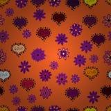 Abstract kleurenbeeld vector illustratie