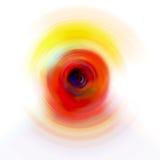Abstract kleurenonduidelijk beeld Stock Foto