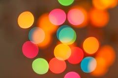 Abstract kleurenonduidelijk beeld Royalty-vrije Stock Fotografie