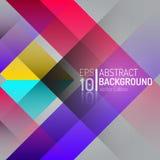 Abstract Kleurenontwerp Als achtergrond Het winkelen markeringen en pictogrammen Creatieve Behangillustratie EPS10 Royalty-vrije Stock Foto's