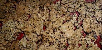abstract kleurenpatroon door olieverf en natuurlijke houten textuur stock fotografie