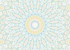 Abstract kleurenpatroon op witte achtergrond Royalty-vrije Stock Foto