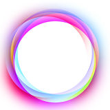Abstract kleurrijk frame Royalty-vrije Stock Fotografie