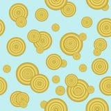 Kleurrijk geometrisch naadloos patroon Stock Afbeelding