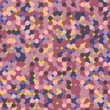 Abstract kleurrijk helder modern vectorcirkel naadloos patroon Vector Illustratie