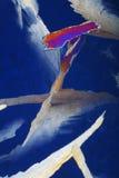 Abstract Kleurrijk Ijs stock foto's