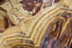 Abstract kleurrijk marmer als achtergrond Royalty-vrije Stock Foto's