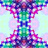 Abstract kleurrijk naadloos ontwerp Royalty-vrije Stock Fotografie