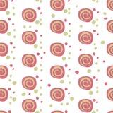 Abstract kleurrijk naadloos patroon Royalty-vrije Stock Afbeelding