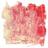 Abstract kleurrijk olieverfschilderij Royalty-vrije Stock Foto