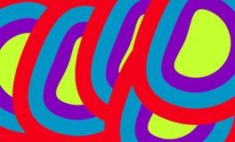Abstract kleurrijk ontwerp als achtergrond Stock Afbeelding