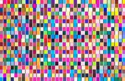 Abstract, kleurrijk ontwerp als achtergrond Levendige en heldere kleuren royalty-vrije stock fotografie